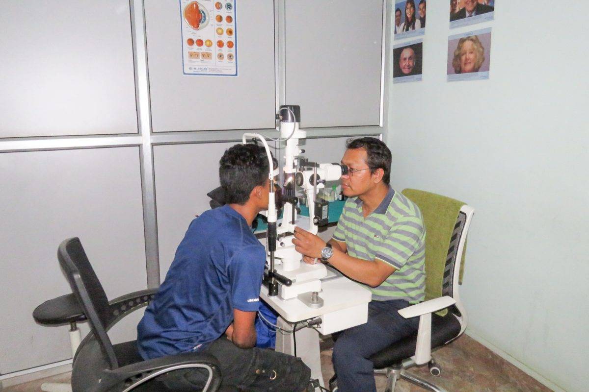 Ophthalmology Services